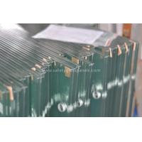 Outdoor Decoration Laminated Safety Glass Soundproofing Handrail Furniture Glass