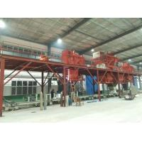 China Maintenance Free Roof Tile Making Machine with PLC Computer Control Hydraulic System on sale