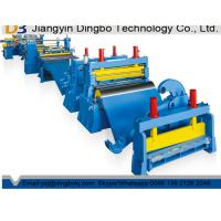 Best DBSL-3x1300 Steel Sheet Steel Slitting line With High Speed and Precision wholesale