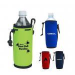 Best Silk Printing Beer Bottle Cooler Bag Glove Stubby Holder For General Insulation wholesale