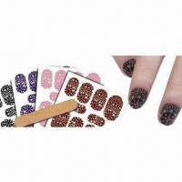 Best Nail Art 3D Stickers, Fashion and Beauty Accessory wholesale