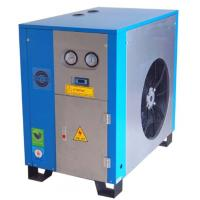 Best Air Heater Compressed Refrigerated Air Dryer With Pressure Swing Desiccant Principle wholesale