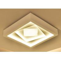 China Super Bright LED Flat Panel Ceiling Lights Ultra Thin 5000K For Living Room on sale