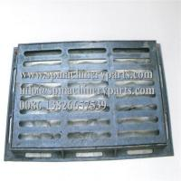 China High-strength Easy Installation Best Price Customized Heavy Duty Grey Iron Cast Sump Grates & Frames on sale