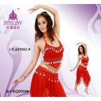 Cheap professional belly dance costume,belly dance costume set for sale