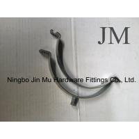 China 1.8 mm Thickness Hose Clips Stainless Steel , Industrial Hose Steel Pipe Clamps on sale