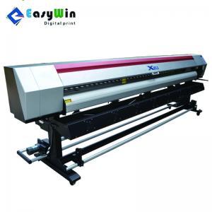 Best XULI X6-3200 Tarpaulin Inkjet Eco Solvent Printer DX5/DX7 Heads wholesale