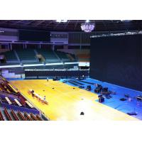 Lightweight Foldable LED Screens 9.375mm Indoor Advertising LED Display Hire
