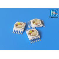 Best 10W RGBWAUV LED Diode , 6-IN-1 High Power Multicolor LED Chip wholesale