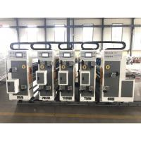 Best Automatic Four Color Flexo Printing Slotting Machine for Make Small Box wholesale