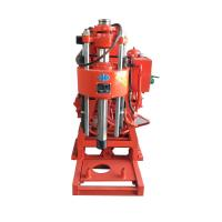 China Small Borehole Rock Core Deep Well Drilling Machine For 30-180m Depth on sale