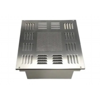 Best Customized Ceiling Air Outlet Filter Box Diffuser With HEPA Filter Box wholesale