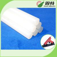 Best Light White Bookbinding Hot Melt Glue For Side Glue For Shoe , Toys , PC, Craftwork wholesale