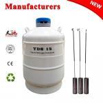 Best TIANCHI Liquid Nitrogen Cylinder 15L White Biological Container Price wholesale
