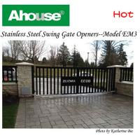 China Automatic swing gate operator , Ahouse on sale