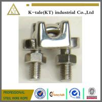 Best High Quality Stainless Steel Wire cable  Clip/Clamp wholesale