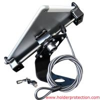 Best COMER anti theft cable locking universal tablet bracket framework security display devices wholesale