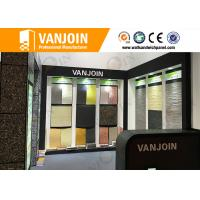 China Non - Slip Heat Insulation Soft Clay Ceramic Floor Tile / Outdoor Wall Tiles on sale