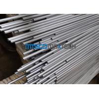 Best 16SWG S31803 / 2205 Duplex Steel Tube With Pickling Surface For Oil Refinery wholesale