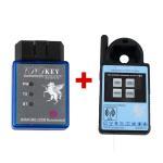 Best Mini ND900 Transponder Key Programmer Plus Toyo Key OBD II Key Pro Support 4C 4D 46 G H Chips wholesale