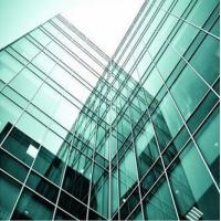 China 4mm-19mm safety standard size tempered glass for building,window,glass door,fence on sale