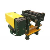 Best European Electric Wire Rope Pulling Hoist Steel Material For Overhead Crane wholesale