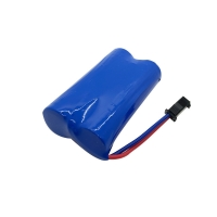 Best 1200mAh Rechargeable 7.4 V 18650 Battery Pack For Massager wholesale