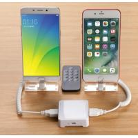 China COMER chinese mobile phone antistealing shops 2 in 1 alarm system cable charger holder on sale