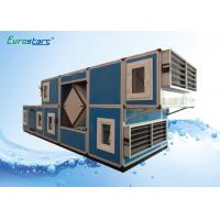 Best Plate Type Steel Commercial Air Handling Unit Heat Recovery Air Handling Units wholesale