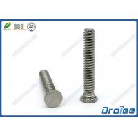 Best 304 Stainless Steel Flush Head Self Clinching Studs wholesale