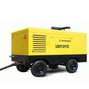 Best 777CFM Cummins Diesel Engine Air Compressor 325 Rated Power wholesale