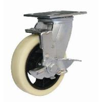China Heavy Duty Nylon Caster With Brake (4-6WNH52-SB1) on sale