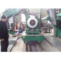 China Heavy Duty Hydraulic lift Steel Coil Car Transfer System with Safety Sensors for Material Handling on sale