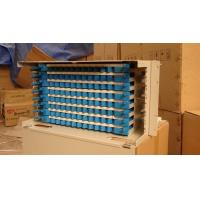China Bulit - in Slide Rail 96 Core Fiber Optic ODF For FC, SC Optical network Adaptors on sale