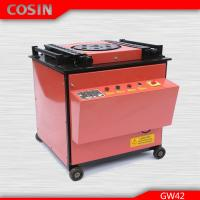 China Cosin GW42 angle iron bar bending machine on sale