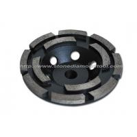 Best Abrasive Stone Double Row Cup Grinding Wheels wholesale