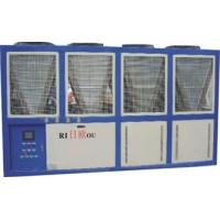 China 415v - 50hz Industrial Air Cooled Screw Chiller With R22 / R134A Refrigerant , Shell And Tube Chiller on sale