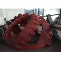 China Underwater Submersible Dual Pump Dredger Comfortable Operators Cabin on sale