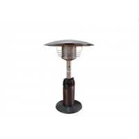 Best Outdoor free standing Steel powder coating small table top Propane Patio Heater wholesale