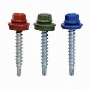 China hot-dip galvanizing, black, dacromet Hex head full thread white zinc plated bolt screws on sale