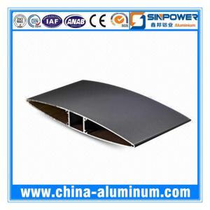 AA6063-T5/T6 Aluminium / Aluminum Extrusion Made in China