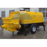 China Streamlined Cement Mixer And Pump Portable Main Oil Pump Spare Parts on sale