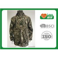 Best Mens Waterproof Outdoor Softshell Jacket Durable Polyester ISO 9001 Approval wholesale