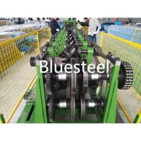 Best Galvanized Type C / Z Purlin Steel Structure Roof Panel Roll Forming Machine wholesale