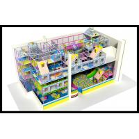 China China Supply Attractive New Kids Indoor Playground Equipment for Kids Indoor Amusement Park on sale