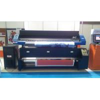 Best Large Format DX5 Dye Sublimation Direct Fabric Printers With Sublimation inks wholesale