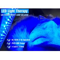 Best 4 Color PDT LED Light Therapy Machine For Decrease Spider Veins / Broken Capillaries wholesale