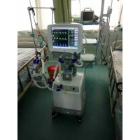 China Hospital Invasive Lung Portable Respiratory Machine Icu Ventilator With Air Compressor on sale