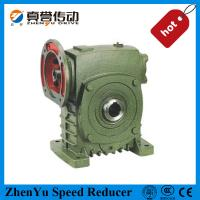 China Miniature Green Gear Reduction Box Speed Reducer Gearbox Industrial 7.5KW 5.5KW on sale