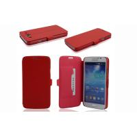 Best Eco Friendly PU Mobile Phone Leather Case For Samsung i9150 Galaxy Mega 5.8 wholesale